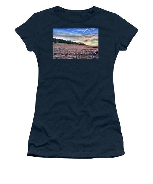 Sunrise Over Ft. Apache Women's T-Shirt