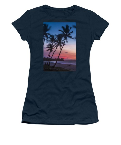 Sunset In Paradise Women's T-Shirt