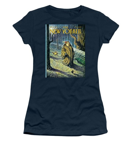Tailed Women's T-Shirt