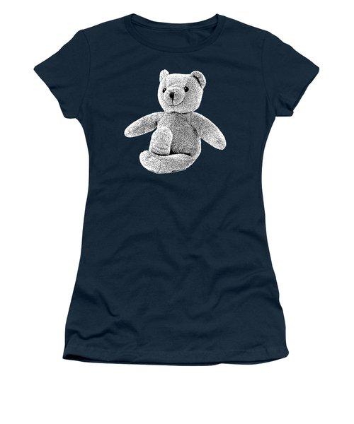 Teddy Bear Women's T-Shirt (Athletic Fit)