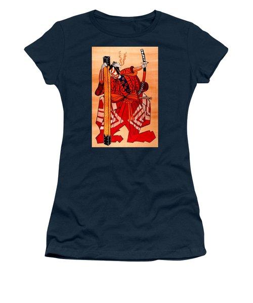 The Age Of The Samurai 04 Women's T-Shirt