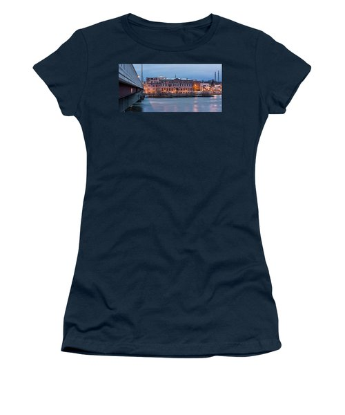 Women's T-Shirt (Junior Cut) featuring the photograph The Allure Of Old by Everet Regal