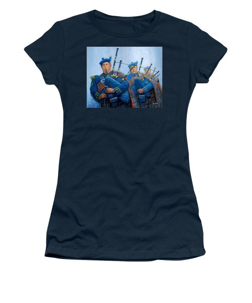 The Bagpipers Women's T-Shirt