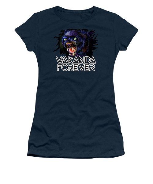 The Black Panther Women's T-Shirt