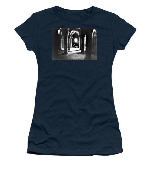 The Crypt Women's T-Shirt (Athletic Fit)