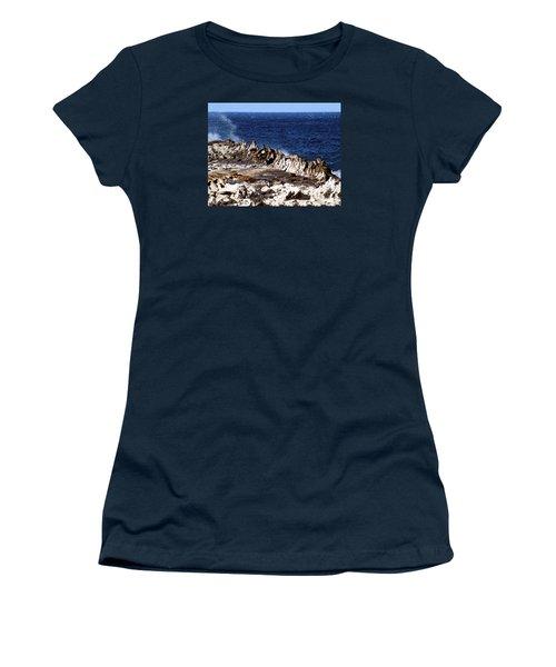 The Dragons Teeth II Women's T-Shirt (Junior Cut) by Patricia Griffin Brett