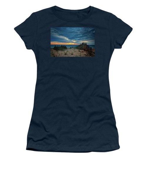 The Dunes On Cape Cod Women's T-Shirt