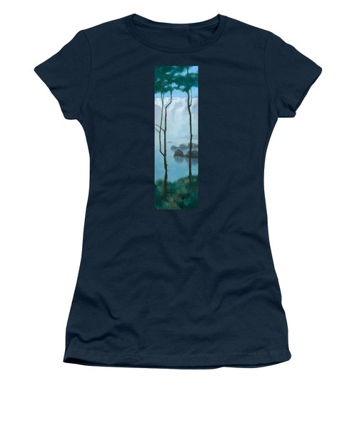 The Gathering Iguazu Falls Women's T-Shirt (Athletic Fit)