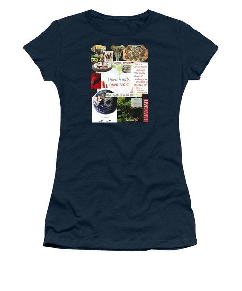 The Gift Of Creativity Women's T-Shirt