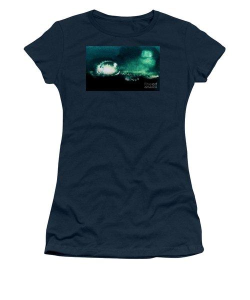 The Light Women's T-Shirt (Junior Cut) by Annemeet Hasidi- van der Leij
