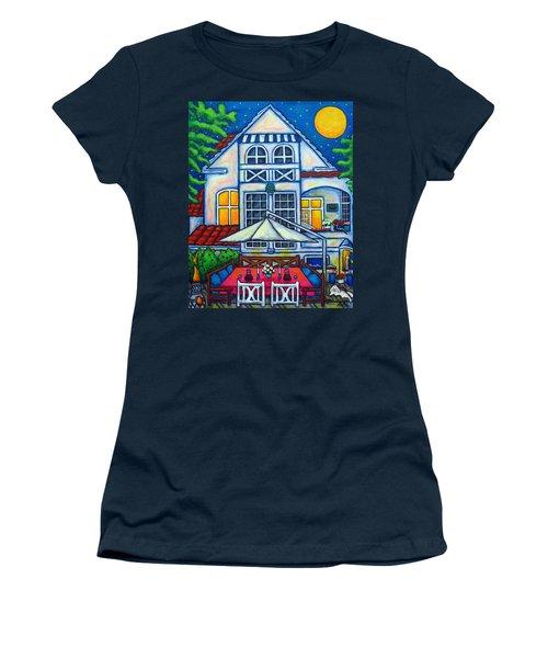 The Little Festive Danish House Women's T-Shirt