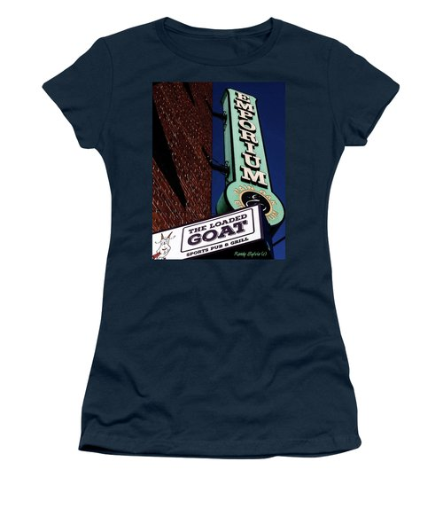 The Loaded Goat Women's T-Shirt