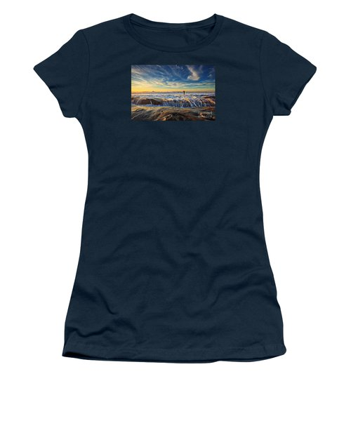 The Lone Surfer Women's T-Shirt
