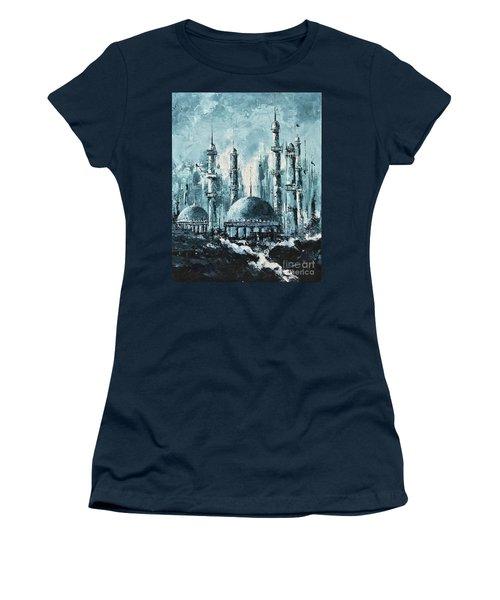 The Mosque-2 Women's T-Shirt