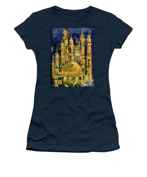 The Mosque-3 Women's T-Shirt