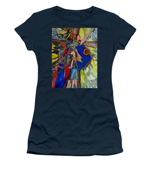 The Power Of Forgiveness Women's T-Shirt (Athletic Fit)