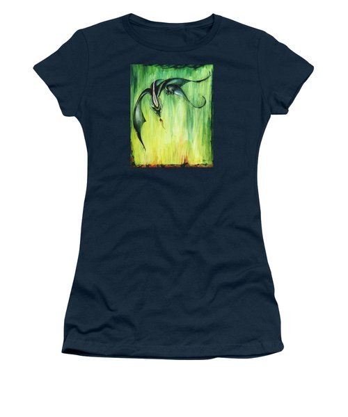 The Predator Women's T-Shirt (Athletic Fit)