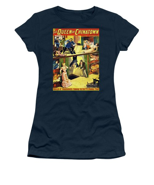 The Queen Of Chinatown Women's T-Shirt