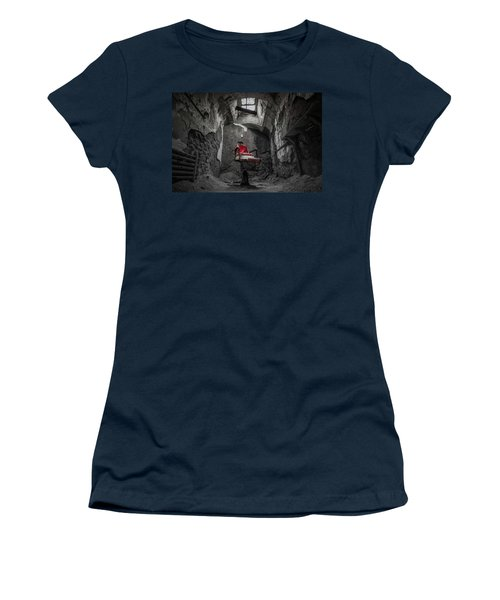 The Red Chair Women's T-Shirt