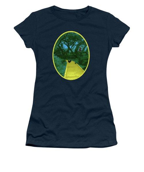 The Road To Oz Women's T-Shirt