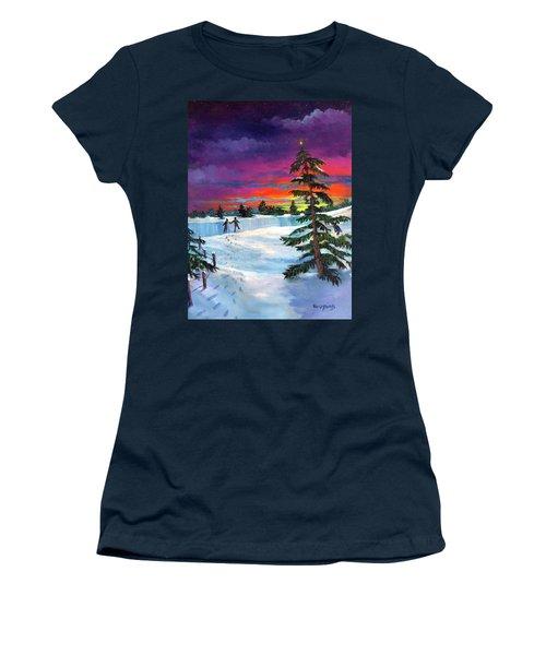 The Star/la Estrella Women's T-Shirt