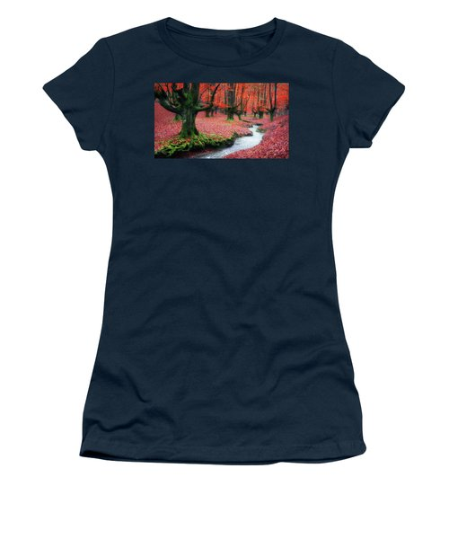 The Stream Of Life Women's T-Shirt