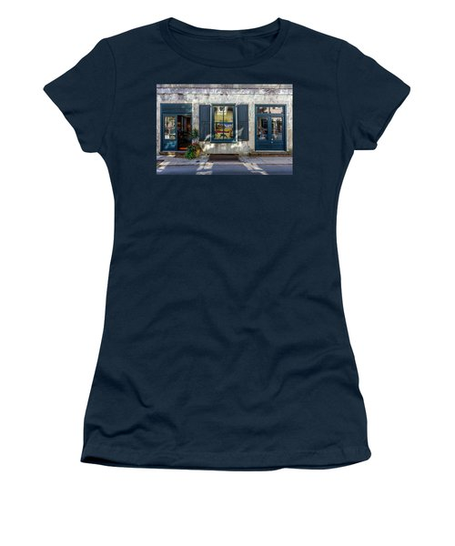 The Streets Of Charleston Women's T-Shirt (Athletic Fit)