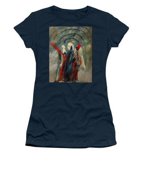 The Three Kings Of Christmas Women's T-Shirt