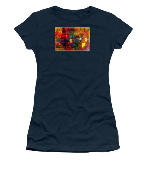 The Visitors Women's T-Shirt (Athletic Fit)