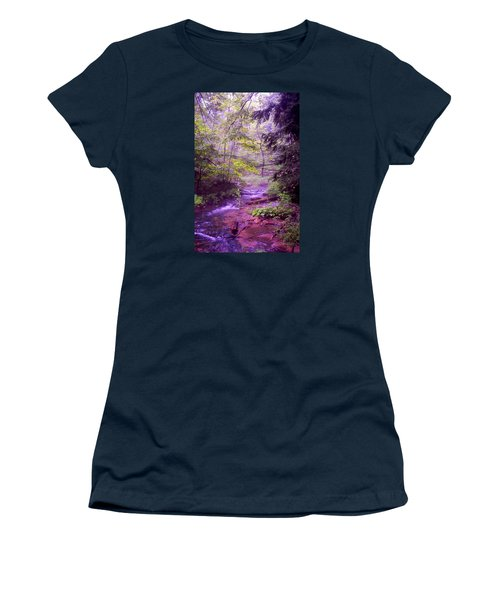 The Wonder Of Nature Women's T-Shirt (Junior Cut) by John Stuart Webbstock