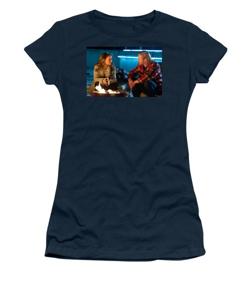 Thor Women's T-Shirt (Athletic Fit)