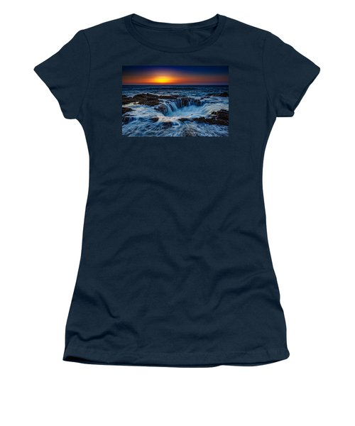 Thor's Well Women's T-Shirt