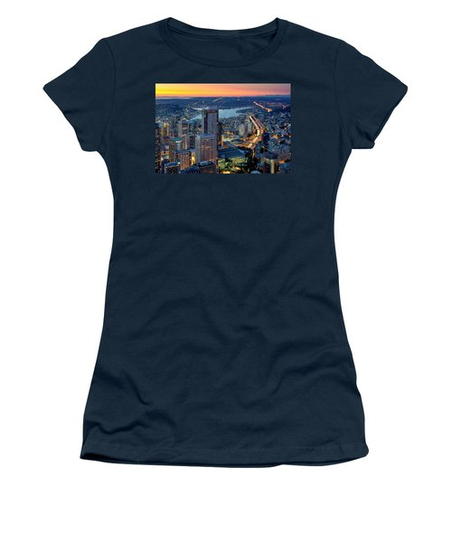 Threads Of Life Women's T-Shirt (Athletic Fit)