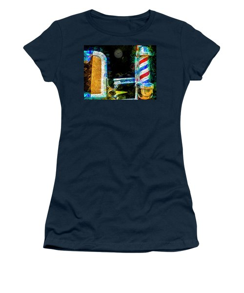 Women's T-Shirt (Athletic Fit) featuring the photograph Time For A Trim by Paul Wear