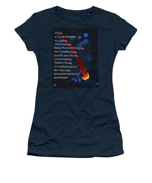 To Fall Women's T-Shirt