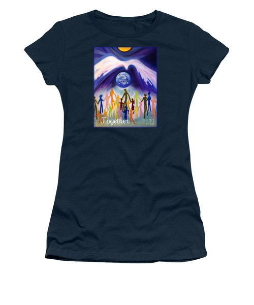 Together... Women's T-Shirt (Athletic Fit)