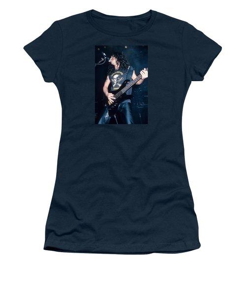 Tom Araya Of Slayer Women's T-Shirt