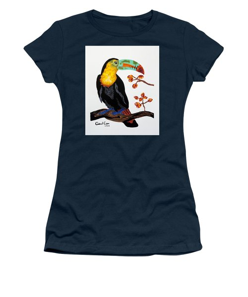 Toucan Women's T-Shirt (Athletic Fit)