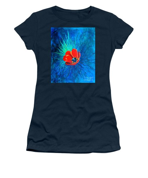 Touched By His Light Women's T-Shirt