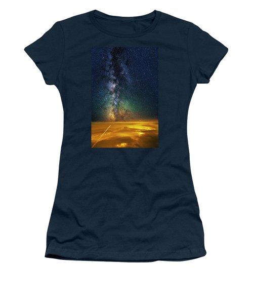 Towards The Core Women's T-Shirt