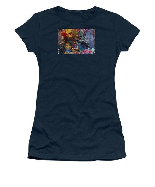 Tranquil Escape-1 Women's T-Shirt (Junior Cut) by Alika Kumar