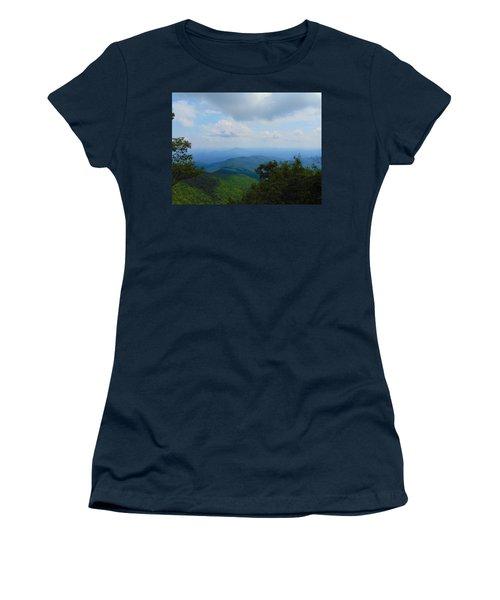 Tray Mountain Summit - North Women's T-Shirt