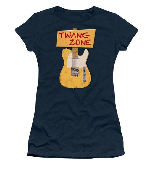 Twang Zone T-shirt Women's T-Shirt
