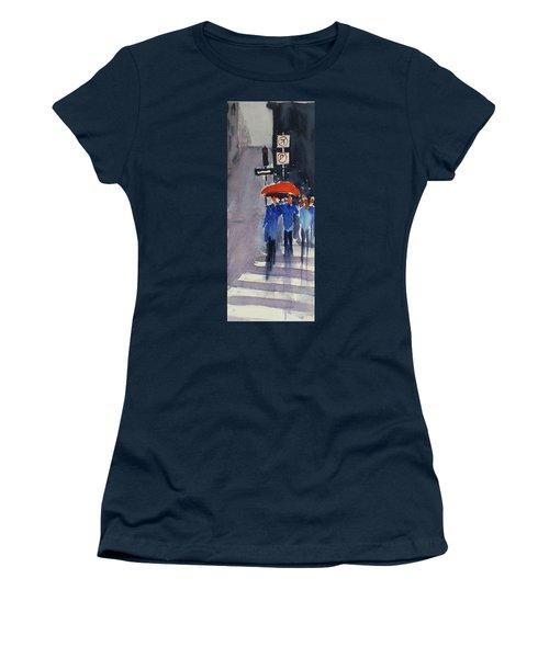 Union Square2 Women's T-Shirt (Junior Cut) by Tom Simmons