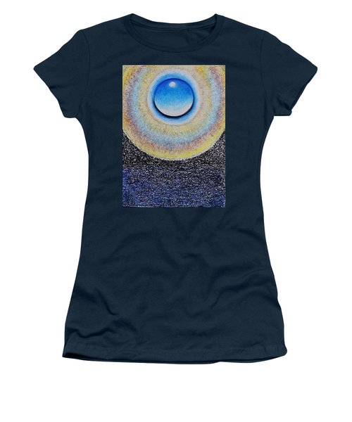 Universal Eye In Blue Women's T-Shirt