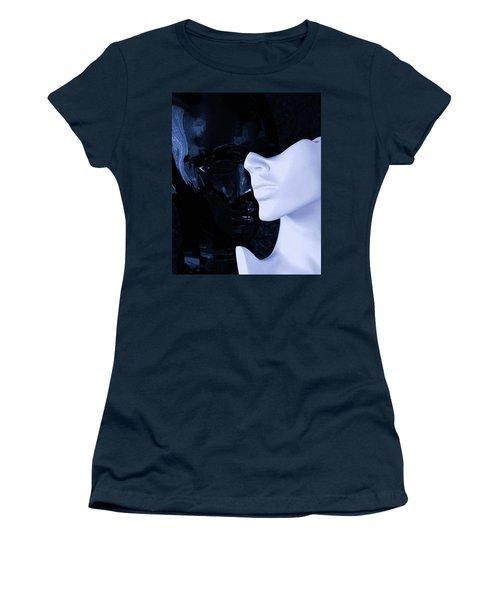 US Women's T-Shirt (Junior Cut) by Elf Evans
