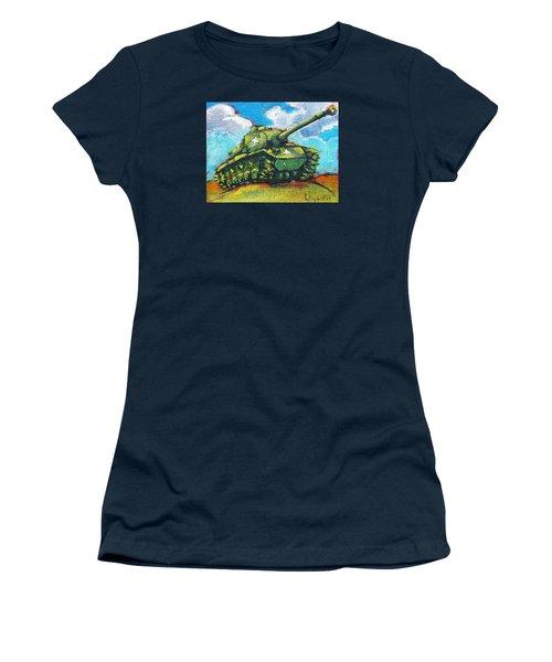 V. F. W. Tank Women's T-Shirt