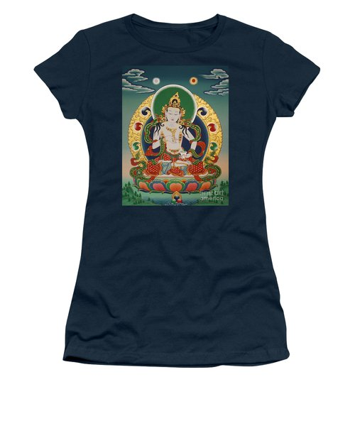 Vajrasattva Women's T-Shirt (Athletic Fit)