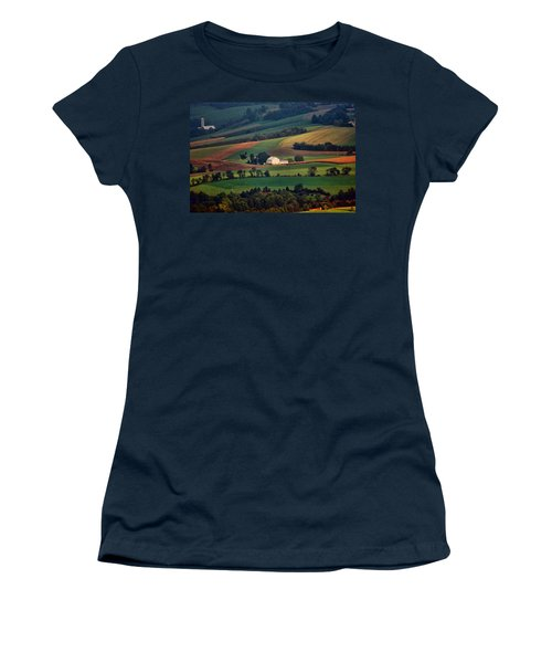 Valley Women's T-Shirt (Athletic Fit)