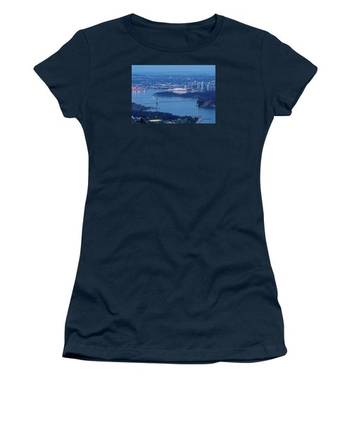 Vancouver Harbour Late Afternoon Women's T-Shirt